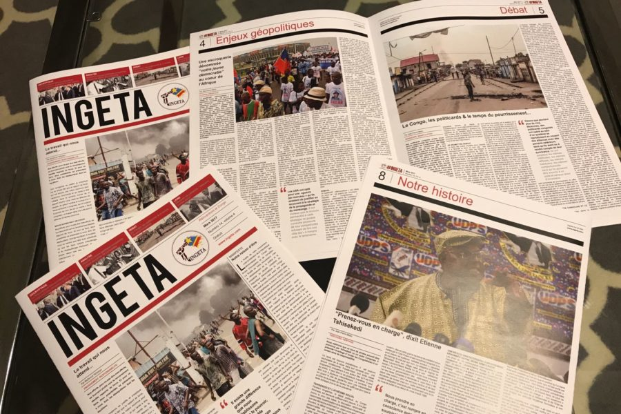 Le Journal Ingeta disponible en version papier
