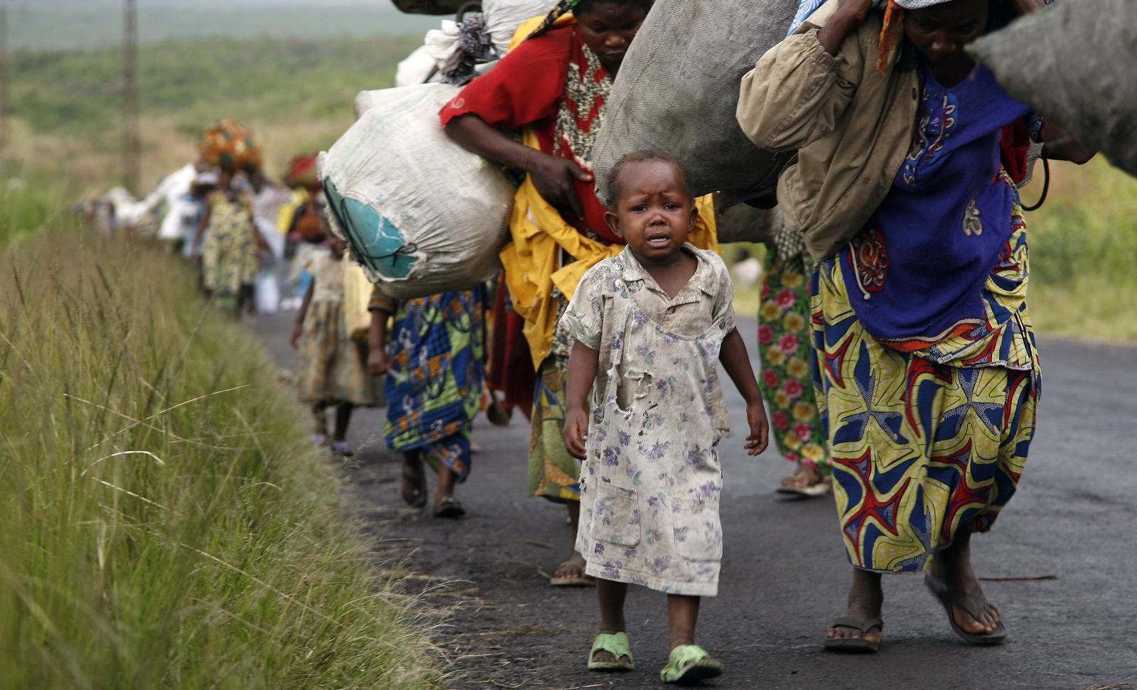 """""""Au Congo, le capitalisme mondialisé crée un chaos permanent"""""""