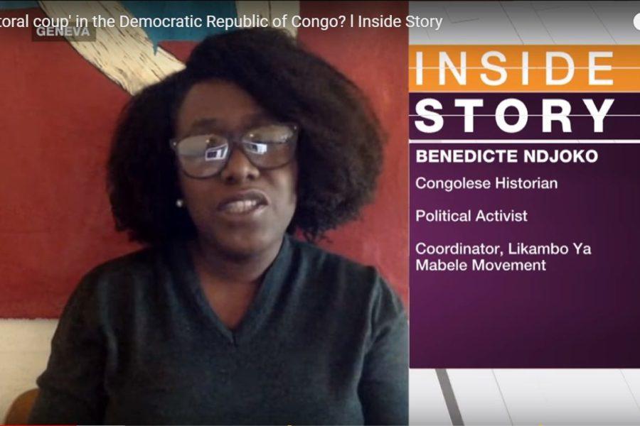 Un « coup électoral » en République démocratique du Congo?