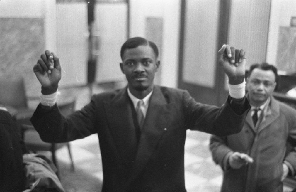 """Les livres sont très """"dangereux"""" pour les Congolais. Ils ont subverti Lumumba"""
